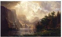 Albert Bierstadt, Framing, Art, ShopForArt, ShopDeckTheWallsArt.com
