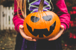 Halloween, pumpkin