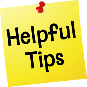 Image result for helpful tips