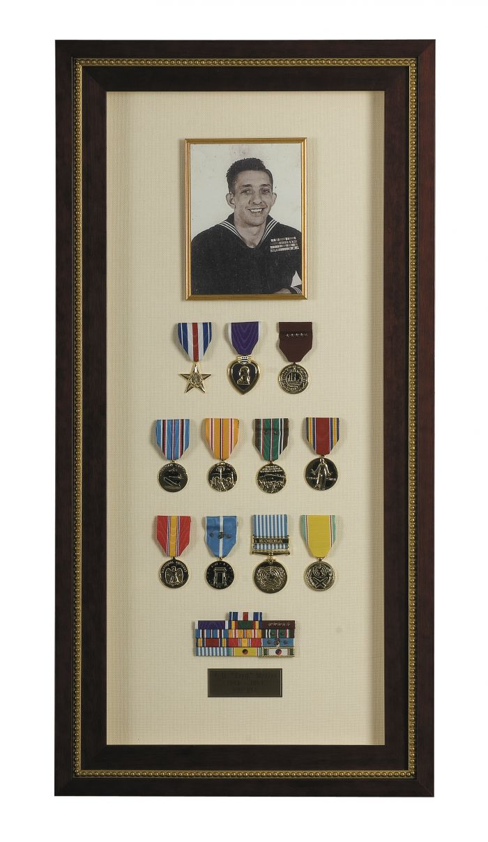 Ansley Military Medals